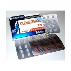 CLENBUTEROL 0.4MCG